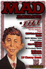 Mad Mondays Charlotte's Premier Service Industry Night
