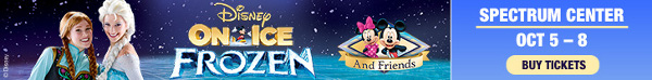 Disney On Ice presents Frozen OCT 5-8 Spectum Center