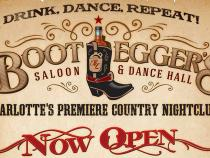 Bootlegger's Saloon & Dance Hall Now Open @ NC Music Factory