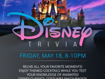 Disney Trivia 5/18 Strikecity