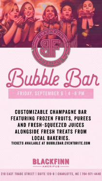 Blackfinn Bubble Bar 9/6