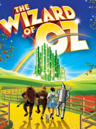 The Wizard of Oz the Musical 7/5-10 Belk