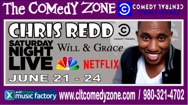 Chris Redd (Celebrity Show)