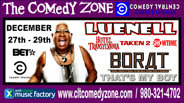 Luenell (Celebrity Show)