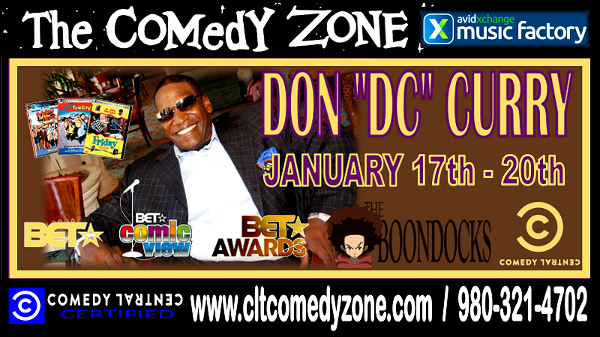 Don 'D.C.' Curry (Celebrity Show)