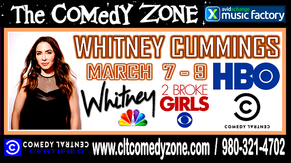 Whitney Cummings (Celebrity Show) 2019