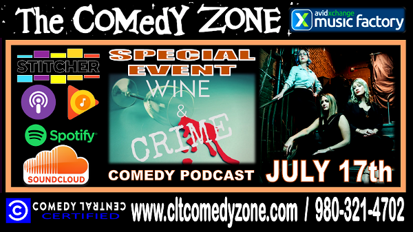 Wine and Crime Podcast (Special Event)