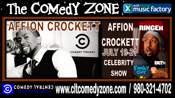 Affion Crockett (Celebrity Show) 2019