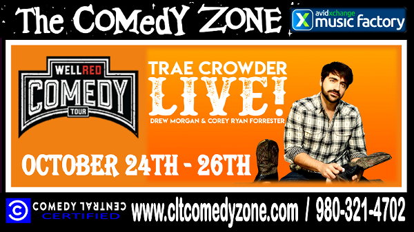 Trae Crowder LIVE! (Special Event)