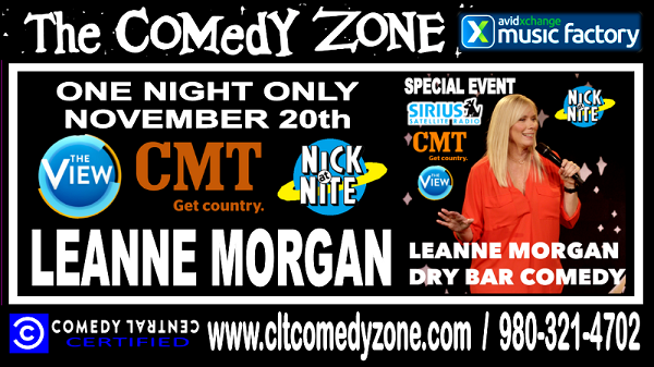 Leanne Morgan (Special Event)