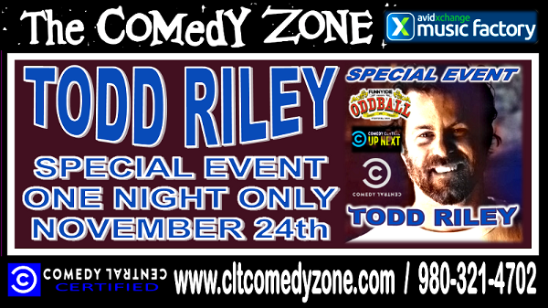 Todd Riley (Special Event)