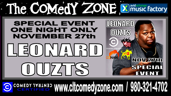 Leonard Ouzts (Special Event)