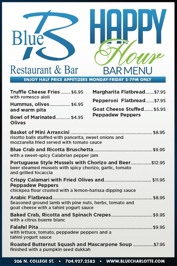 Easter Restaurant Specials Charlotte Nc