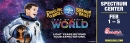 Ringling Bros. and Barnum & Bailey® Presents Out Of This World 2/1 - 2/5