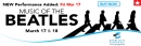 The Beatles Classical Mystery Tour 3/17 & 3/18 Belk Theater