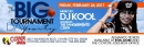 V101.9 & COYOTE JOE'S presents The BIG Tournament Day Party Featuring DJ '06 and DJ KOOL