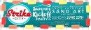 Summer Kickoff Party! 6/25 Strikecity