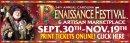 Carolina Renaissance Festival 9/30 - 11/19