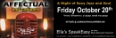 Affectual - A Night of Sax infused Hot Jazz and Soul! 10/20 Morehead Tavern
