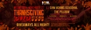 Thanksgiving Eve 11/22 Howl at the Moon