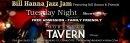 Bill Hanna Jazz Jam Every Tuesday at Morhead Tavern
