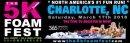 5k Foam Fest 3/17 Charlotte