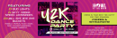 Y2K Dance Party 9/2 Howl at the Moon