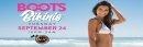 September Boots & Bikinis 2019
