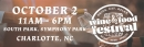 Wine & Food Festival Charlotte Oct 2nd